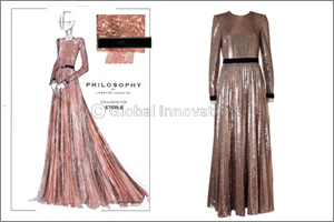 Etoile �La Boutique'' Presents The Philosphy Dress