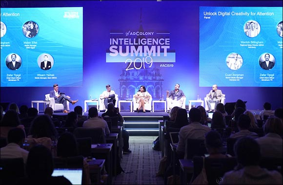 AdColony Intelligence Summit 2019 unveils the latest trends while shaping the future of the Digital industry at its second edition of ACIS'19