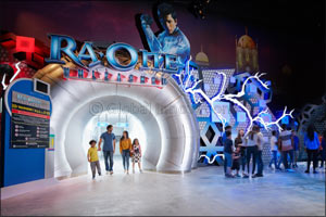 Beat the heat at Bollywood Parks� Dubai with rain, music and dance