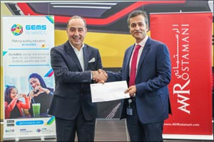 Arabian Automobiles Renault and GEMS Education come together to promote road safety