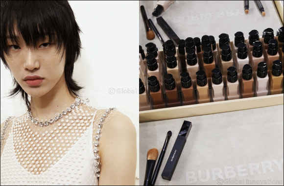 Burberry Beauty reveals its runway make-up look, inspired by the September 2020 show