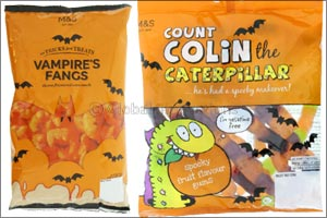 Have a Spookily Good Halloween With A Range of Creepy Treats from Marks & Spencer