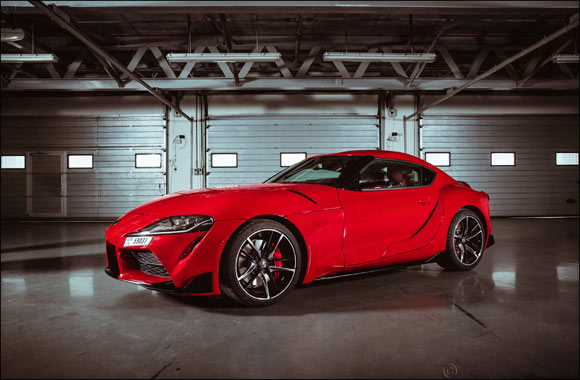 All-new 2020 Toyota GR Supra Back to Rule the Sports Car World Once Again