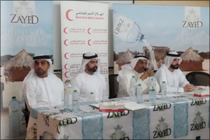 Zayed Water Donates 100% of its Profits to Emirates Red Crescent to Fund 12 Water Wells in 7 Countri ...