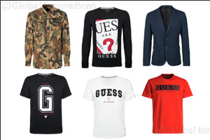 GUESS Unveils its Fall 19 Menswear Collection