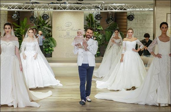 Al Huzaifa Furniture stages an extraordinary show for fashion designer Walid Atallah