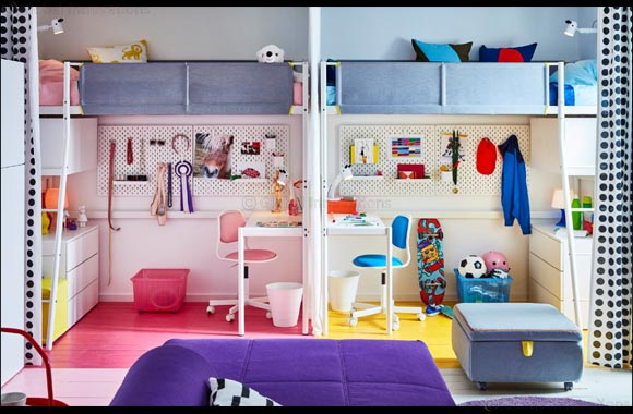 IKEA's Tips on Making 'Shared Spaces' a Success