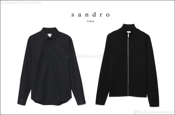 Monochrome Edit with Sandro