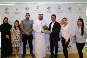 Dubai Cares and The Body Shop are supporting children and youth's education: