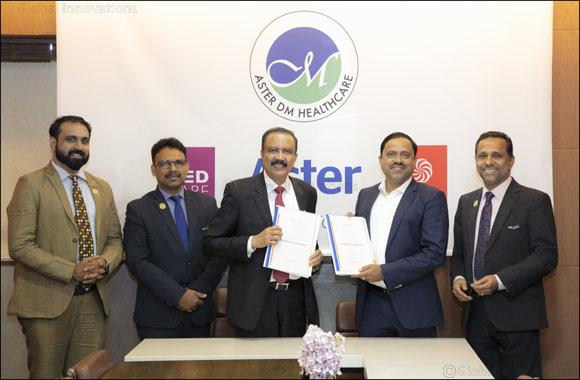 Aster DM Foundation and Joy Arakkal join hands to drive CSR initiatives in Wayanad, Kerala
