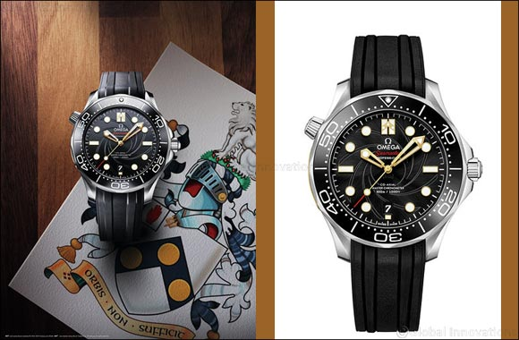 New Omega Celebrates Classic Bond Movie