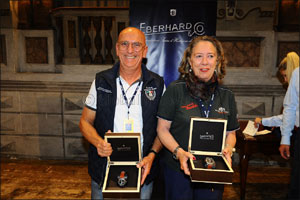 Eberhard & Co. Is The Official Timer And Partner Of The Nuvolari Grand Prix