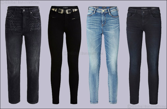 GUESS' Denim Fit Guide for Women