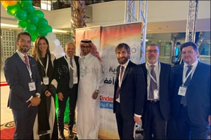 Saudi Arabia's Ministries of Health and Education Partner with Ferrero to Implement the Kinder Joy o ...