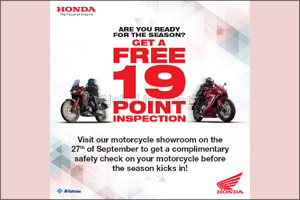 Calling all Honda Riders to get ready for the outdoor season. Trading Enterprises � Honda offers a f ...