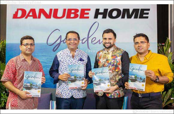 Danube Home Unveils Its New Garden Collection