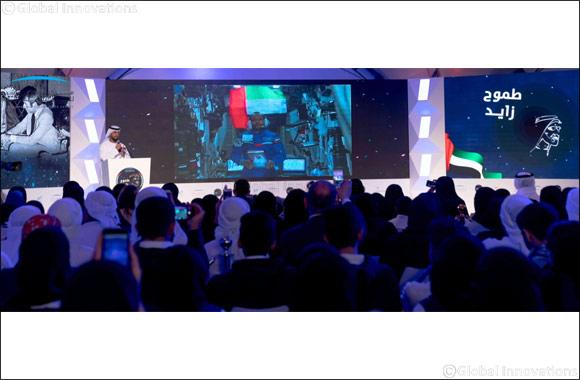 Hazzaa AlMansoori records first tour in Arabic aboard International Space Station