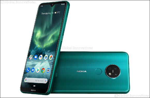 Class-defining Nokia 7.2 premiers a powerful 48 MP triple camera with ZEISS Optics and state-of-the-art PureDisplay screen