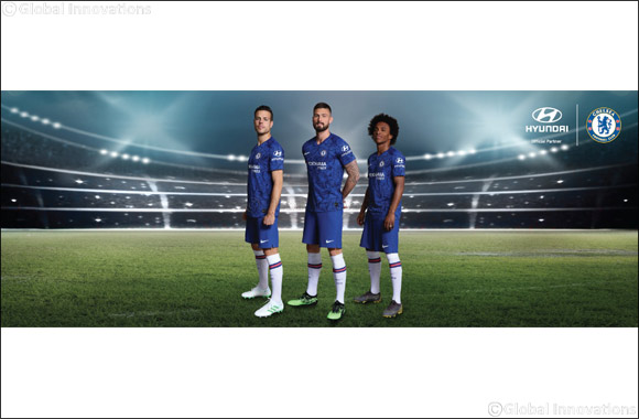 Hyundai wants to send three lucky fans to watch Chelsea FC live in London