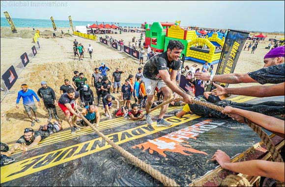 Tough Mudder Announced as Main Event of Dubai Fitness Challenge's Final Weekend