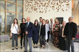 UCL Qatar works with the British Library and Qatar University Library to develop the first internati ...