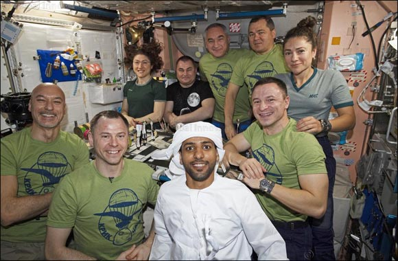 Hazzaa AlMansoori studies mechanisms of action in astronaut's motor activity at ISS