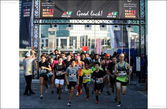 Ready, get set, go. Dubai Festival City is Getting Ready for its Half Marathon