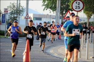 Ready, get set, go. Dubai Festival City is Getting Ready for its Half Marathon