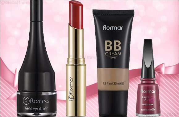 Achieve this season's timeless beauty trends with Flormar