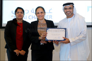 Dubai Chamber awards CSR Label  to Alpen Capital for the eighth time