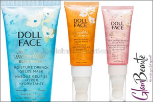 Say goodbye to dull skin with new gel masks @Glambeaute.com