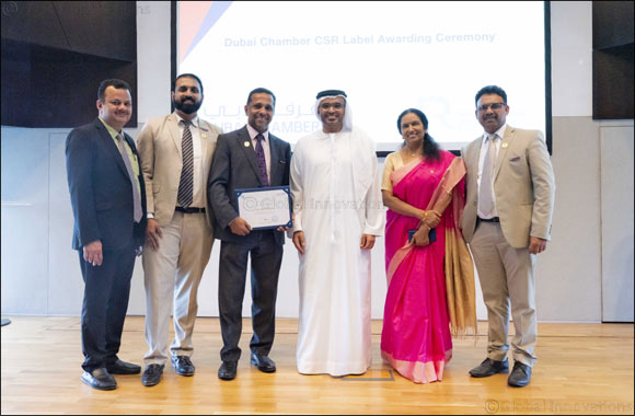 Aster DM Healthcare wins prestigious awards for its CSR efforts