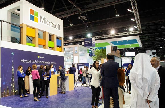Microsoft's intelligent cloud in spotlight, at GITEX Technology Week 2019