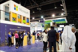 Microsoft's intelligent cloud in spotlight, at GITEX Technology Week 2019