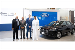 Al Tayer Motors launches New Ford Escort in the UAE