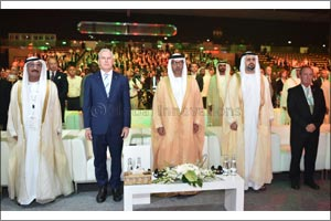 Under the Patronage of Mohamed Bin Zayed, Hamed Bin Zayed Inaugurates the World Road Congress in Abu ...