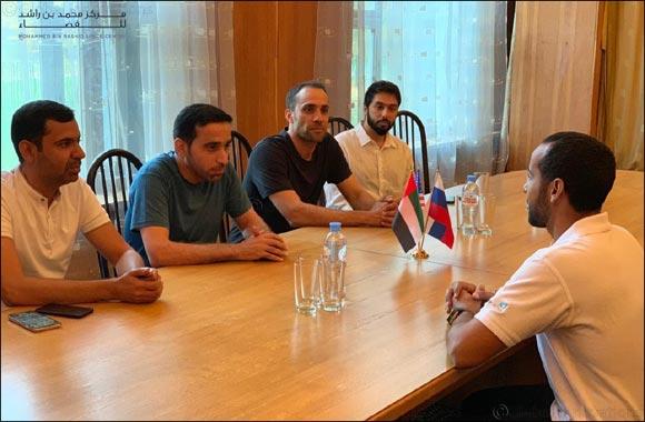 HE Hamad Obaid AlMansoori: Hazzaa has shown excellent health condition
