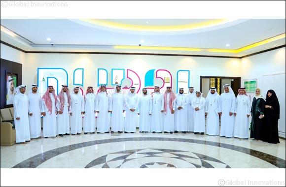 Dubai Land Department welcomes Saudi Minister of Housing