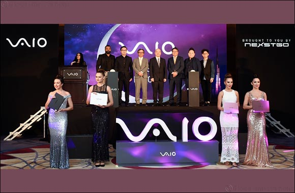 VAIO returns to Middle Eastern in partnership with Nexstgo