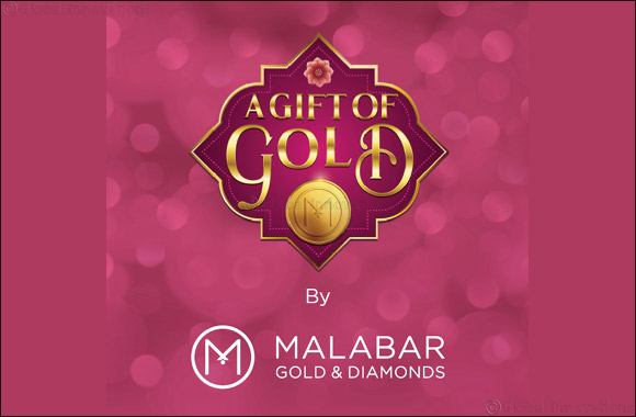'A Gift of Gold' offers at Malabar Gold & Diamonds