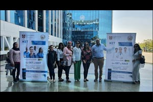 Cambridge Assessment English witnesses a huge demand for OET (Occupational English Test) at Arab Aca ...