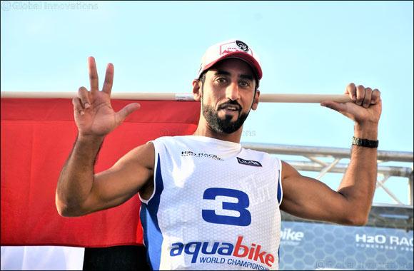 Team Abu Dhabi Star Al Mulla Dominates Again in China