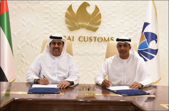 Dubai Customs inks partnership agreement with Hawkamah Institute for Corporate Governance