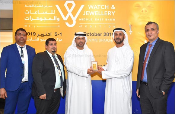 Expo Centre Sharjah announces winner of 1KG gold