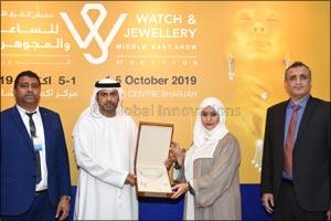 Expo Centre Sharjah announces winner of 1KG gold