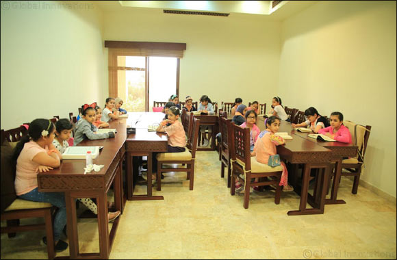 More than 1,900 beneficiaries at Al Mizhar and Umm Al Sheif Islamic Cultural centres in the third quarter of 2019
