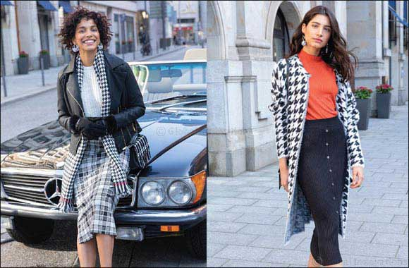 6 Ways To Wear The Houndstooth Print
