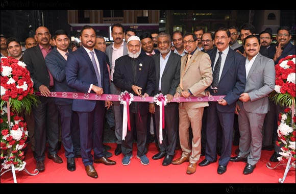 Malabar Gold & Diamonds inaugurates its relocated outlet in Hamdan Street, Abu Dhabi on 10th October