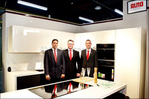 Alno launches new products in UAE in strategic partnership with Diemme kitchen