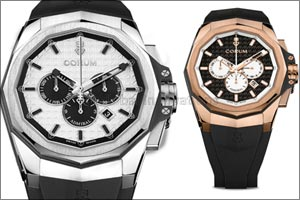 The new urban warrior unleashed  - Corum injects modernity and athleticism into its Admiral collecti ...